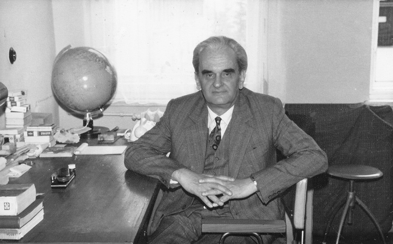 Conf.Univ. Dr.Mircea BORNUZ